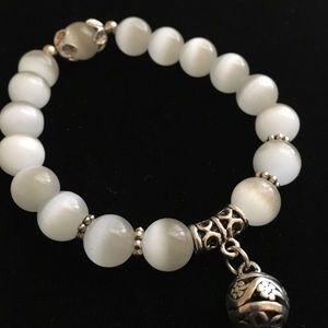 NEW natural stone wild opal bracelet
